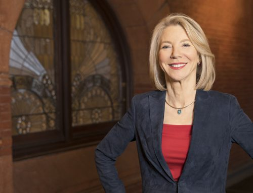 Amy Gutmann to Receive 2018 William Penn Award