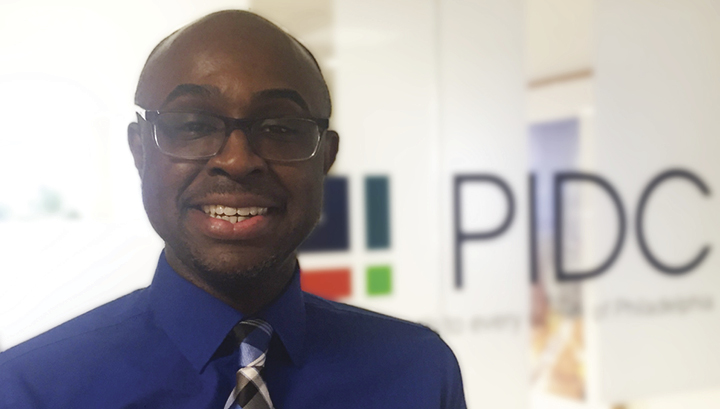Marquis Upshur, PHR, SHRM-CP, Vice President, Human Resources, PIDC