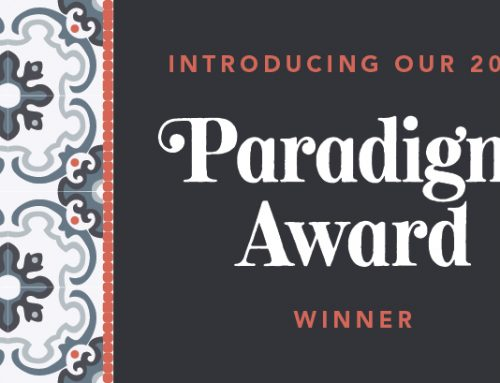 Introducing our 2019 Paradigm Award Winner, Jami Wintz McKeon
