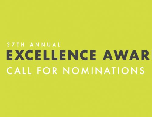 Call for Nominations: 37th Annual Excellence Awards