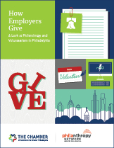How Employers Give: A Look at Philanthropy and Volunteerism in Philadelphia