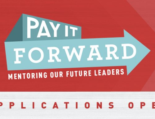 Seeking mentors and mentees for Pay It Forward