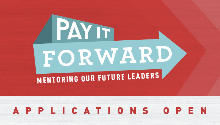 Pay It Forward: Applications Open