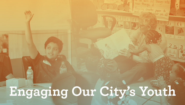 Engaging Our City's Youth