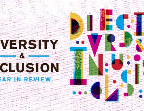 Five ways we supported Diversity & Inclusion last year