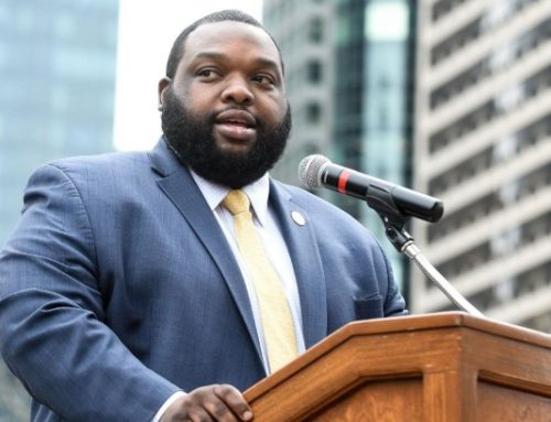 Legislator Spotlight: Representative Jordan Harris