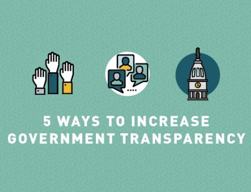 5 Ways to Increase Government Transparency
