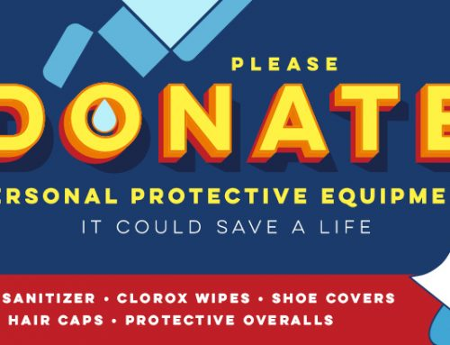 Donations Needed: Personal Protective Equipment