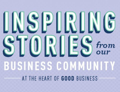 Inspiring Stories from our Business Community – April 3